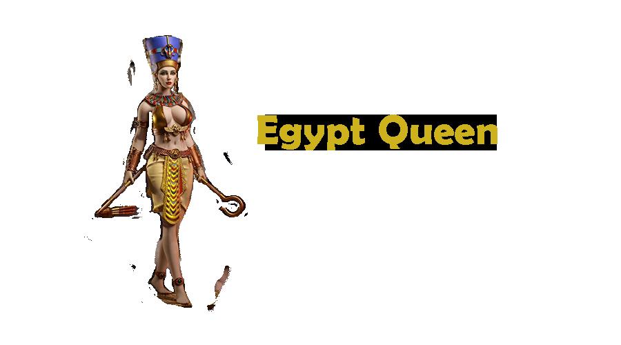 เกมEgypt Queen
