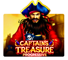 Captains Treasure Progressive