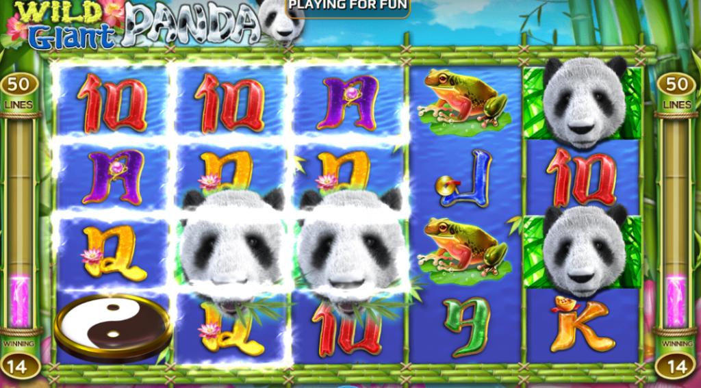 เกมWild Giant Panda