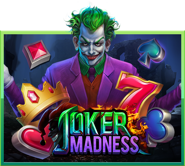 เกมJoker Madness